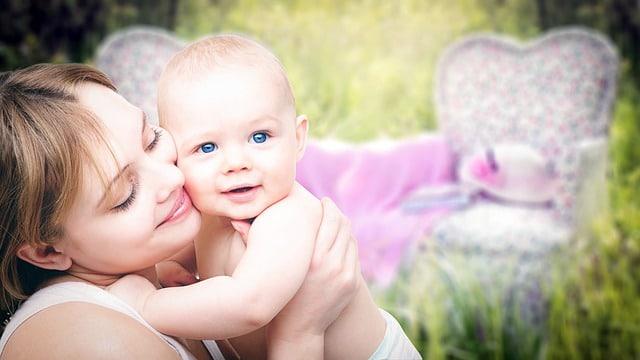 Relation mère et enfant