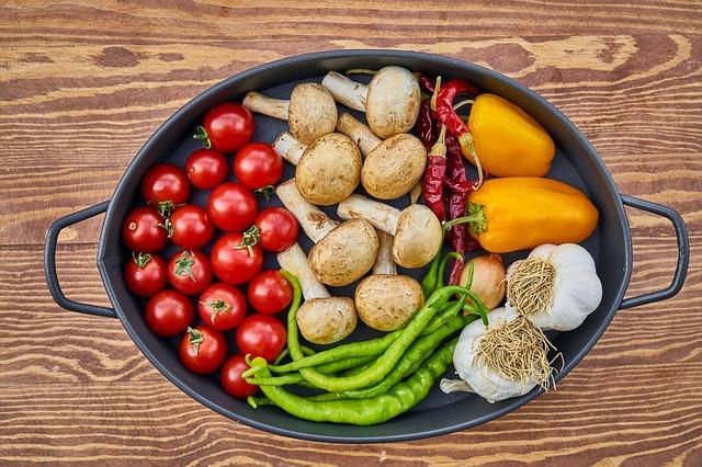 Alimentation saine pour perdre de la poitrine