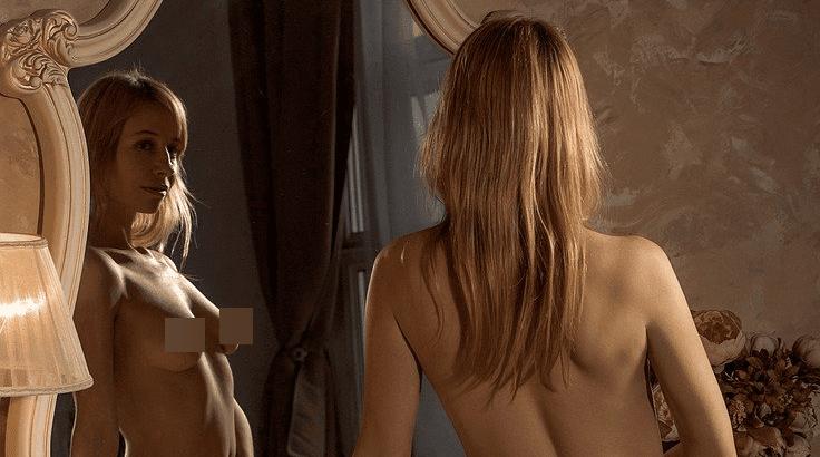 examen des seins visuel