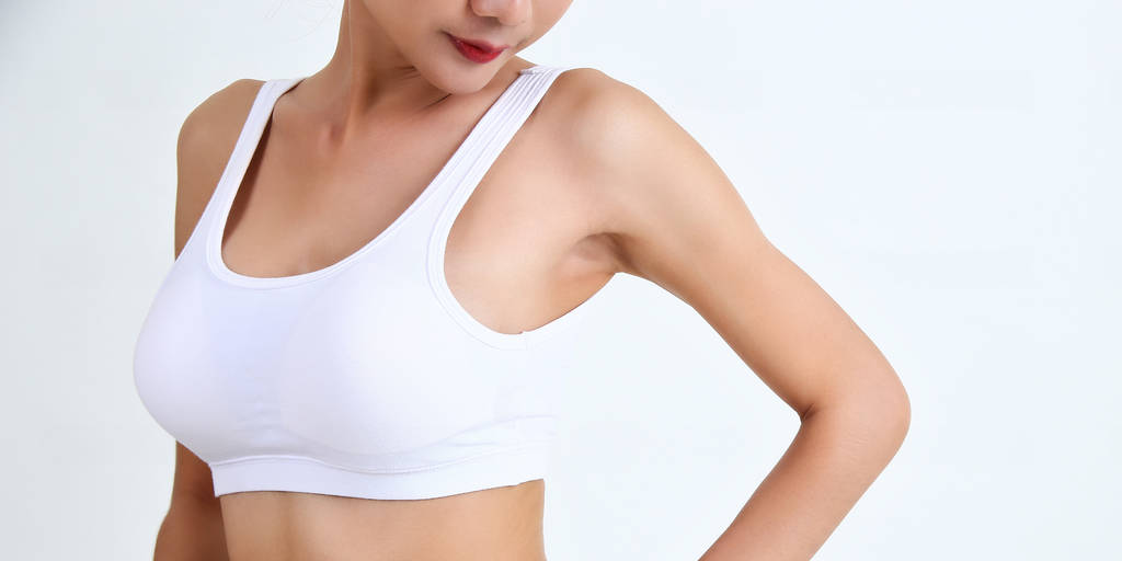 éliminer la cellulite sur la poitrine