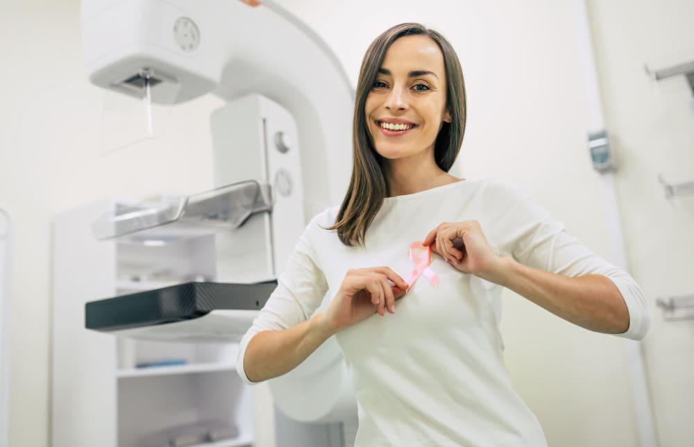 mammographie en prévention du cancer du sein